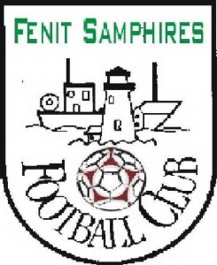 Fenit Samphires Logo White