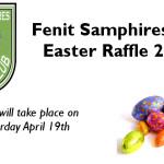 Fenit Samphires Easter Raffle 2014