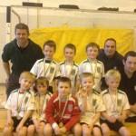Fenit Samphires U8 - Futsal Winner 2014